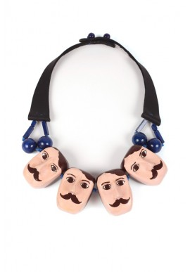 THE SWIMMERS BOYS NECKLACE